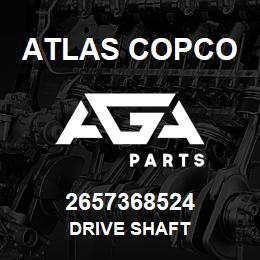 2657368524 Atlas Copco DRIVE SHAFT | AGA Parts