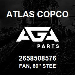 "2658508576 Atlas Copco FAN, 60"" STEE 