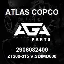 2906082400 ZT200-315 V SDIMD600 OVH KIT - 2906082400 - Atlas Copco