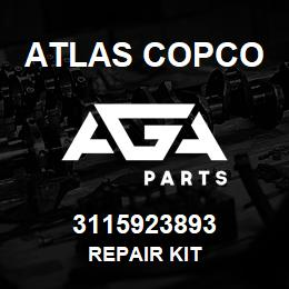 3115923893 Atlas Copco REPAIR KIT | AGA Parts