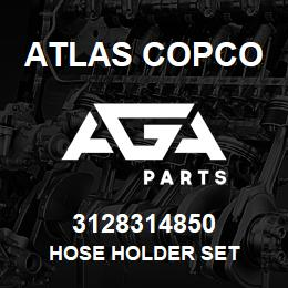 3128314850 Atlas Copco HOSE HOLDER SET | AGA Parts