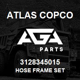 3128345015 Atlas Copco HOSE FRAME SET | AGA Parts
