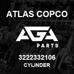 3222332106 Atlas Copco CYLINDER | AGA Parts