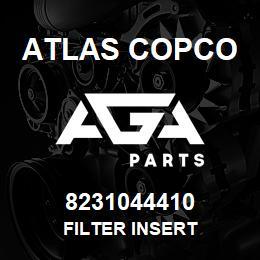 8231044410 Atlas Copco FILTER INSERT | AGA Parts
