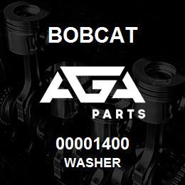 00001400 Bobcat WASHER
