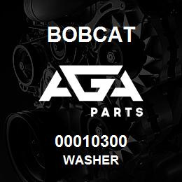00010300 Bobcat WASHER