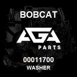 00011700 Bobcat WASHER