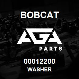 00012200 Bobcat WASHER