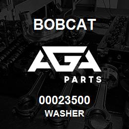 00023500 Bobcat WASHER