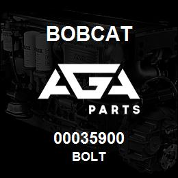 00035900 Bobcat BOLT   AGA Parts