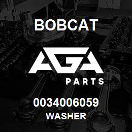 0034006059 Bobcat WASHER