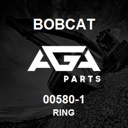 00580-1 Bobcat RING | AGA Parts