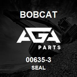 00635-3 Bobcat SEAL | AGA Parts