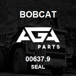 00637.9 Bobcat Seal | AGA Parts