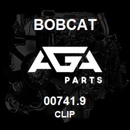 00741.9 Bobcat CLIP | AGA Parts
