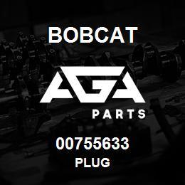 00755633 Bobcat PLUG | AGA Parts