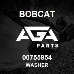 00755954 Bobcat WASHER | AGA Parts