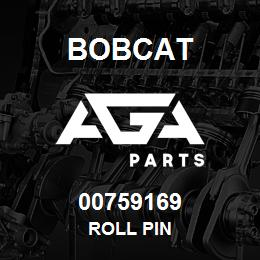 00759169 Bobcat ROLL PIN
