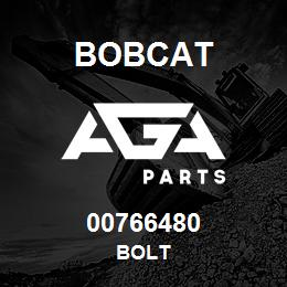 00766480 Bobcat BOLT | AGA Parts