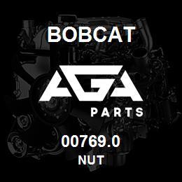 00769.0 Bobcat NUT | AGA Parts