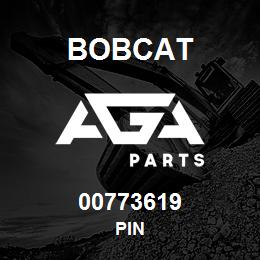 00773619 Bobcat PIN | AGA Parts