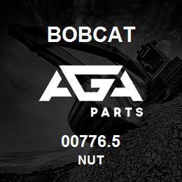 00776.5 Bobcat NUT | AGA Parts