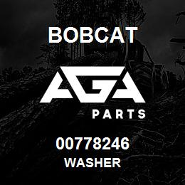00778246 Bobcat WASHER | AGA Parts