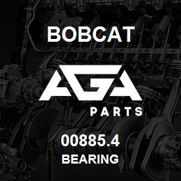 00885.4 Bobcat BEARING | AGA Parts