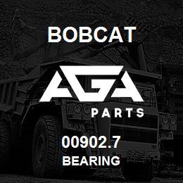 00902.7 Bobcat BEARING | AGA Parts