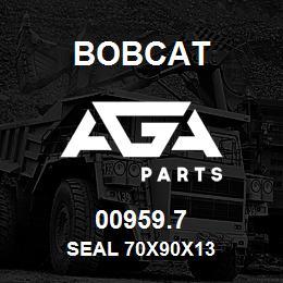 00959.7 Bobcat SEAL 70X90X13 | AGA Parts