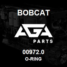00972.0 Bobcat O-RING | AGA Parts