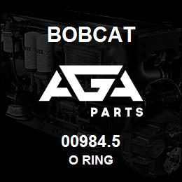 00984.5 Bobcat O RING | AGA Parts