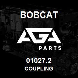 01027.2 Bobcat COUPLING | AGA Parts