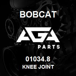 01034.8 Bobcat KNEE JOINT | AGA Parts