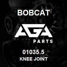 01035.5 Bobcat KNEE JOINT | AGA Parts