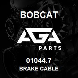 01044.7 Bobcat BRAKE CABLE | AGA Parts