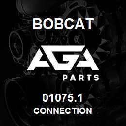 01075.1 Bobcat CONNECTION | AGA Parts