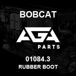 01084.3 Bobcat RUBBER BOOT | AGA Parts