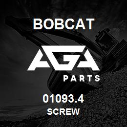 01093.4 Bobcat SCREW | AGA Parts