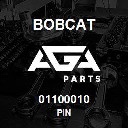 01100010 Bobcat PIN   AGA Parts