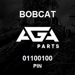 01100100 Bobcat PIN | AGA Parts