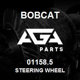 01158.5 Bobcat STEERING WHEEL | AGA Parts