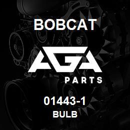 01443-1 Bobcat BULB | AGA Parts