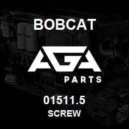 01511.5 Bobcat SCREW | AGA Parts