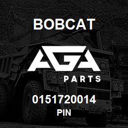 0151720014 Bobcat PIN | AGA Parts