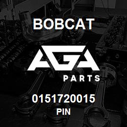 0151720015 Bobcat PIN | AGA Parts