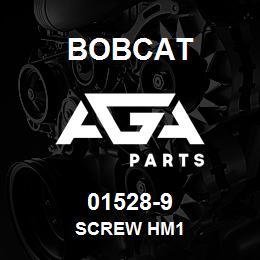 01528-9 Bobcat SCREW HM1 | AGA Parts