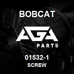 01532-1 Bobcat SCREW | AGA Parts