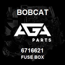 6716621 fuse box 6716621 bobcat spare part, replacement part6716621 bobcat fuse box