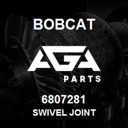 6807281 SWIVEL JOINT - 6807281 - Bobcat spare part, replacement part